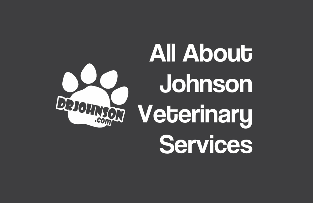 Johnson Veterinary Services Welcomes You!