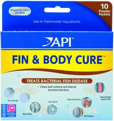 What's in API's Finrot and Body Cure
