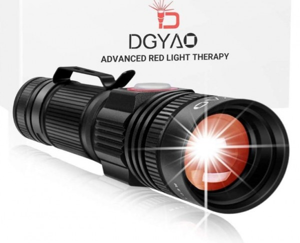 How Cold Laser, (K-Laser) Red Light Therapy Works