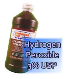 Hydrogen Peroxide to Reverse Potassium Permanganate in Koi Ponds