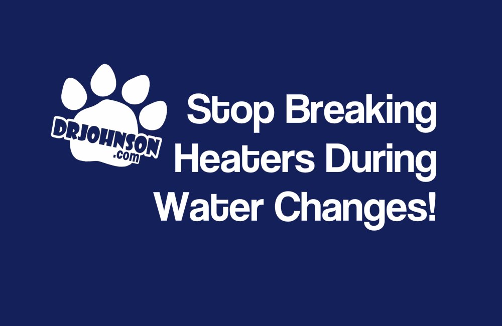 Stop Breaking Submersible Heaters