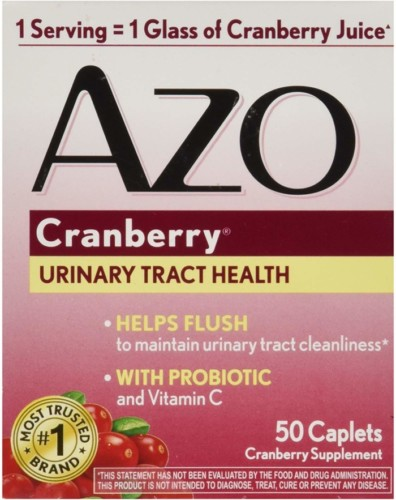 Azo and Cranberries for Dogs